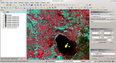 Interpretation of Remote Sensing Images | Imagem Agricultura e Floresta | Scoop.it