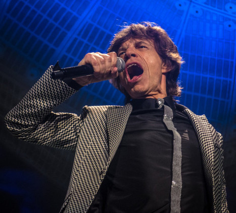 Shooting the Rolling Stones with the 'Best Pocket Camera Ever Made' | Digital-News on Scoop.it today | Scoop.it