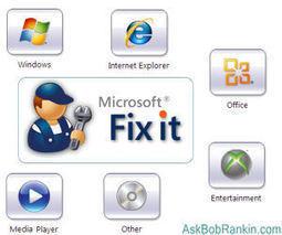 Microsoft Fix It Solution Center | TechNoiz | Scoop.it