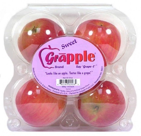 Grapple – The Unique Apple That Tastes Like Concord Grapes   Strange days indeed...   Scoop.it