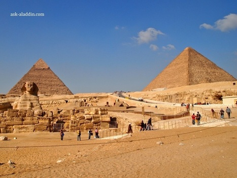 Spend Your Vacation in Egypt with the Best Tour Operator | Egypt Travel Information | Scoop.it
