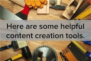 16 Free Tools That Make Content Creation Way Easier | Enterprise Social Media | Scoop.it