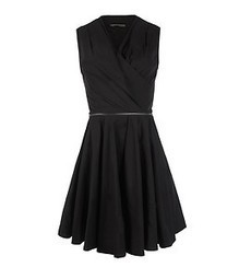 Stunning New All Saints CADEN Black Cotton Dress UK 10 EU 38 US 6 Orig Cost £120 | Shot Of Steam | Scoop.it
