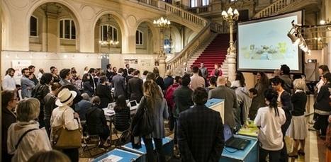 Inauguration de la première Ideas Box en France ! | Communication et engagement : responsabilité, éthique, utilité | Scoop.it