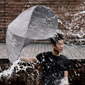 Rain Shield Shelters You from the Rain and Protects from Splashes | VIM | Scoop.it