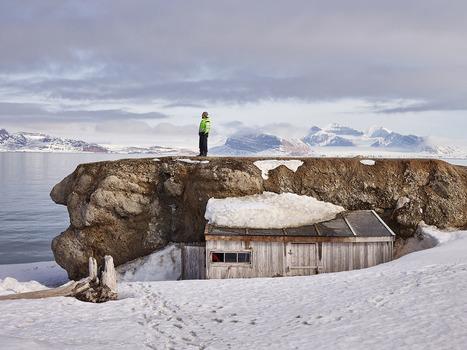 Aux confins du pôle Nord, #Spitzberg, sentinelle du réchauffement climatique #Svalbard #arctique | Hurtigruten Arctique Antarctique | Scoop.it
