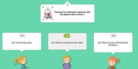 Rallye-Lecture. Quand la lecture devient un jeu – Les Outils Tice | Les outils du Web 2.0 | Scoop.it