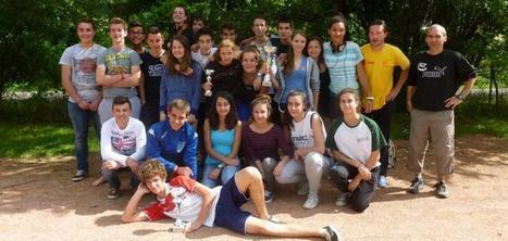35 équipes au raid départemental UNSS - le lycée Bourdelle 2 ème !   Lycée Antoine Bourdelle : on en parle...   Scoop.it