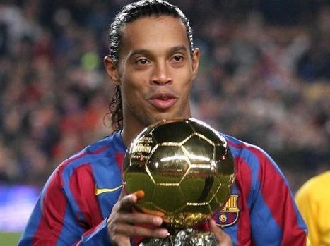 ronaldinho-23-goals | Soccer | Scoop.it