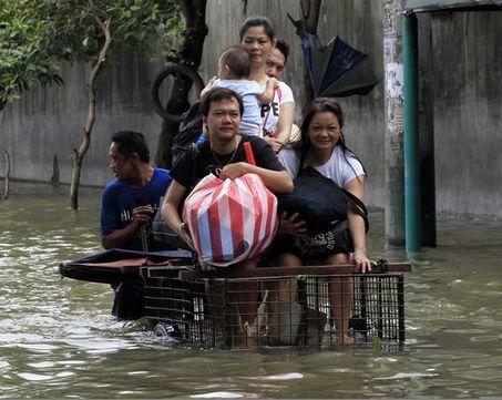 Tempête tropicale meurtrière aux Philippines | Risques et Catastrophes naturelles dans le monde | Scoop.it
