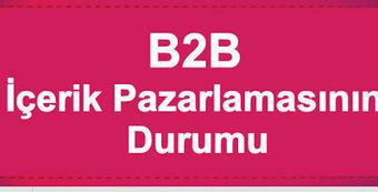 B2B İçerik Pazarlamasının Durumu | Murat Salman | İçerik Pazarlama | Scoop.it