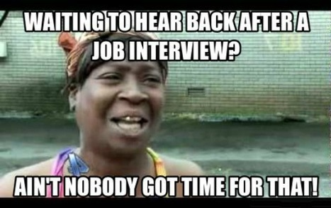 5 Things to do after a Job Interview | DigitalGurus | Job Hunting and Career Advice | Scoop.it