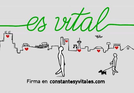 La campaña Constantes y Vitales reivindica la instalación de desfibriladores en edificios públicos | RRPP online | Scoop.it