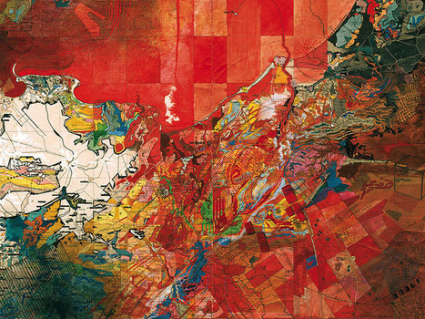 Clément Aubry | thankyouforcoming | Map@Print | Scoop.it