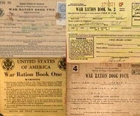 Records from War Ration Books for Genealogy | World War Two (1942 - 1945) | Local Activism Campaigns and Drives on Homefront | Scoop.it