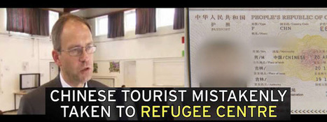 How a Chinese Tourist Ended up in a German Refugee Camp | Importance of Certified Translations | Scoop.it