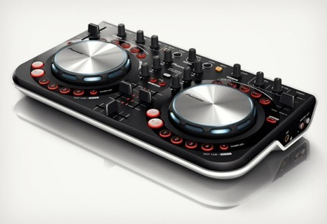 Review & Video : Pioneer DDJ-WeGO DJ Controller | DJing | Scoop.it