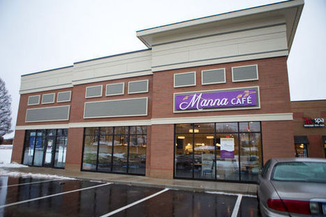 Manna Café to offer locally sourced foods, Christian compassion | Eat Local West Michigan | Scoop.it