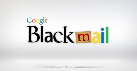 Google's New 'Blackmail' Forces Users to Join Google+ in Hilarious Video | Linguagem Virtual | Scoop.it