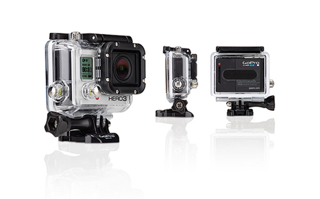 HERO3 Black Edition | Wi-Fi enabled | Most Advanced HD GoPro Ever | 3D Virtual-Real Worlds: Ed Tech | Scoop.it