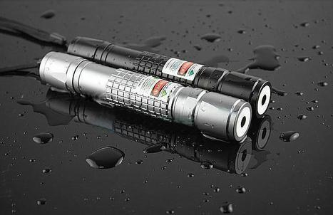 Wasserdicht ultra starker laserpointer grün 3000mw   laserpointer   Scoop.it
