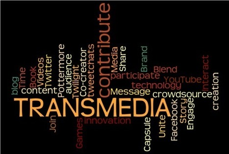 Transmedia, ¿el futuro del periodismo? | Educación en las Nubes : Social Learning & U-learning | Scoop.it