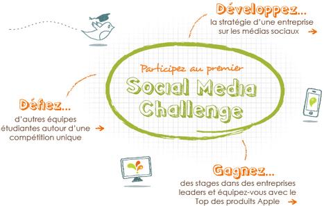 Etudiant ? Participez au Challenge Viadeo et ... | Toulouse networks | Scoop.it