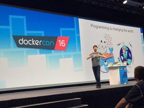 Docker Engine devient nativement orchestrateur | Docker (French) | Scoop.it