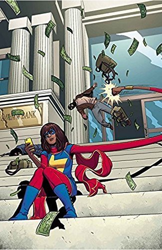 Ms. Marvel Volume 2: Generation Wh By : G. Willow Wilson | Ebook Store | Scoop.it