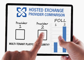 Comparing Exchange Providers: A 26 Point Checklist | Windstream | Scoop.it