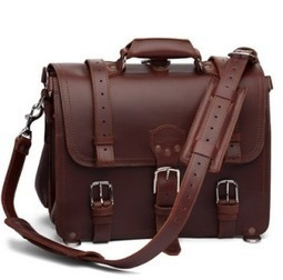Saddleback Leather Large Classic Briefcase Review | The Modern Man Bags | Best Messenger Bags For Men | Scoop.it