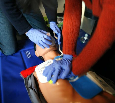 Flipping the Emergency Medical Training Classroom — Emerging Education Technologies | Active learning in Higher Education | Scoop.it