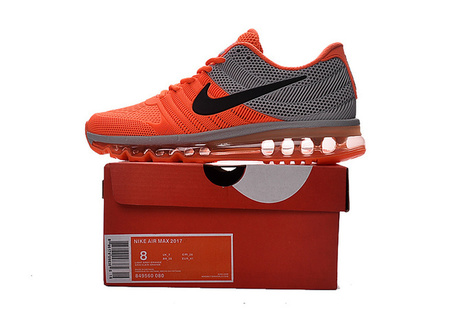 Nike Air Max 2017 Orange Grey Running Men Shoes Hot Sale [airmax2017-666] - £58.00 : Luxury Hot Bags Hut - Original Purses Factory Outlet Collection | Beats By Dre - Cheap Monster Beats By Dre Outlet Sale | Scoop.it