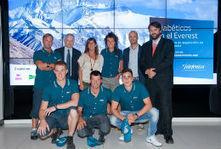 Cuatro jóvenes diabéticos suben con Josu Feijoo al Everest equipados con un servicio eHealth de Telefónica - Ecoaula.es | Biocapax | Scoop.it