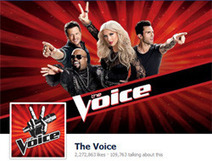 Behind the scenes with 'The Voice' and its social media strategy | Transmedia: Storytelling for the Digital Age | Scoop.it