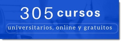 305 cursos universitarios, online y gratuitos que comienzan en junio | Recull diari | Scoop.it