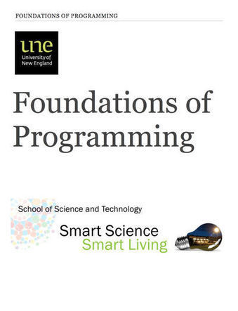 Foundations of Programming / Ebooks | Bazaar | Scoop.it