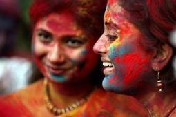 Holi Festival photogallery | yemaya: naturopatia counseling coaching | yemaya naturopatia counseling e coaching | Scoop.it