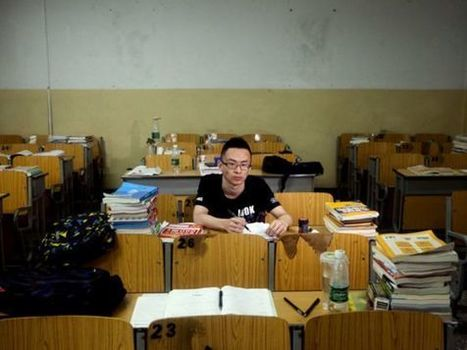 Chinese students excel in critical thinking  — until university | Science for society | Scoop.it
