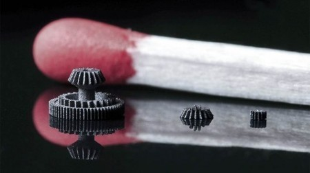 Micro laser sintering technology to 3D print tiny metal parts | Slash's Science & Technology Scoop | Scoop.it