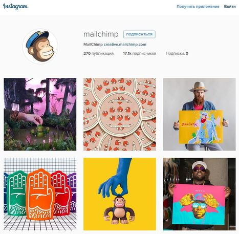 5 B2B Brands That Rock Instagram   Transmedia, Content marketing & Digital AD   Scoop.it