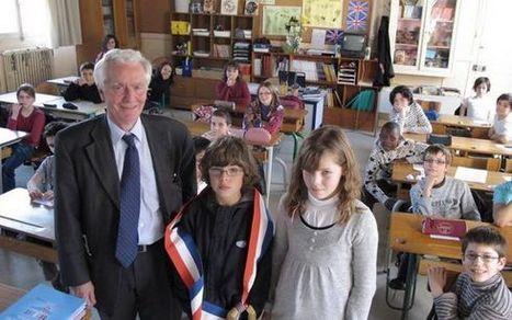 Nouvelle République : Le député junior est adoubé - éducation   ChâtelleraultActu   Scoop.it