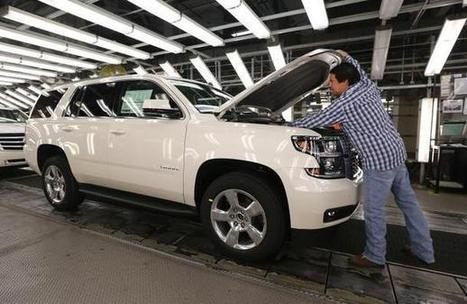 US auto sales surprise with strength in June - Fort Worth Star Telegram   QwikWash America! In Our Community   Scoop.it
