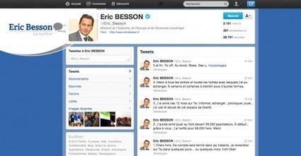 Eric Besson ferme son compte Twitter : Le blog du community ... | Communiquer sur le Web | Scoop.it