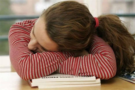Estudiantes agotados antes de empezar | Educació Emocional | Scoop.it