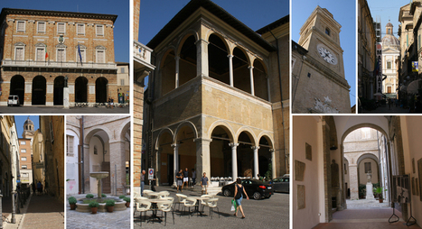 Macerata sights: Piazza della Libertà | Le Marche another Italy | Scoop.it
