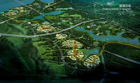 Michael Sorkin Speaks with Architizer on His Planned FLOATING Islands CITY in China | URBANmedias | Scoop.it