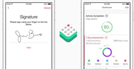 ResearchKit : Apple impose la transparence aux chercheurs | Social Media, TIC y Salud | Scoop.it