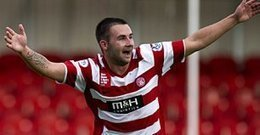 Keatings makes Hearts switch - Scottish Professional Football League   The Gorgie Report   Scoop.it