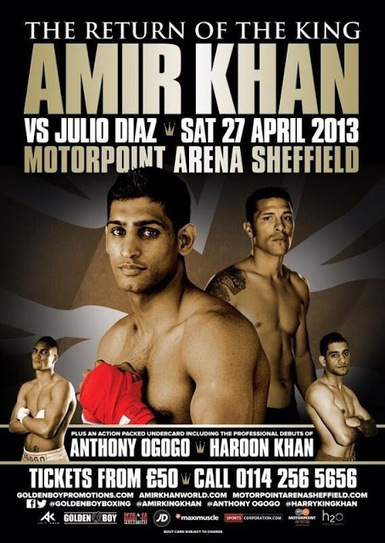 Atdhe Live Sports: Khan vs Diaz Live Streaming PPV Odds Boxing Review, HD Video Coverage & More On Fox.TV - 27Th,Apr! | Sports 247 Live | Scoop.it